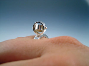 почистить серебряное кольцо