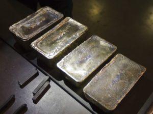 сплав золота и серебра