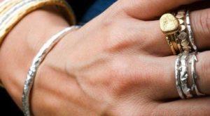 серебро и золото носить вместе