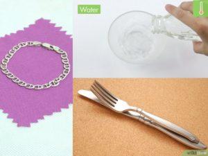 Как правильно отполировать серебро в домашних условиях