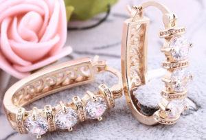 Как и чем можно почистить золотые сережки в домашних условиях