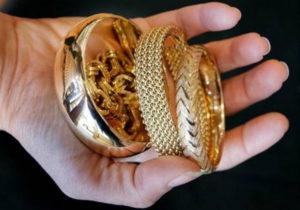 Как можно определить золото на подлинность в домашних условиях