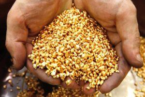 Какие страны являются лидерами по добыче золота