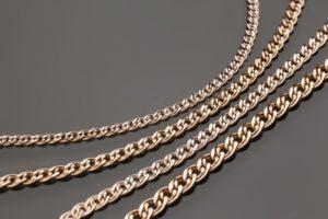 Какое плетение золотой цепочки будет самым прочным