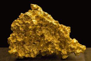 Какой есть самый большой самородок золота в мире