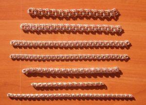 Наиболее популярные виды плетения золотых цепочек для женщин