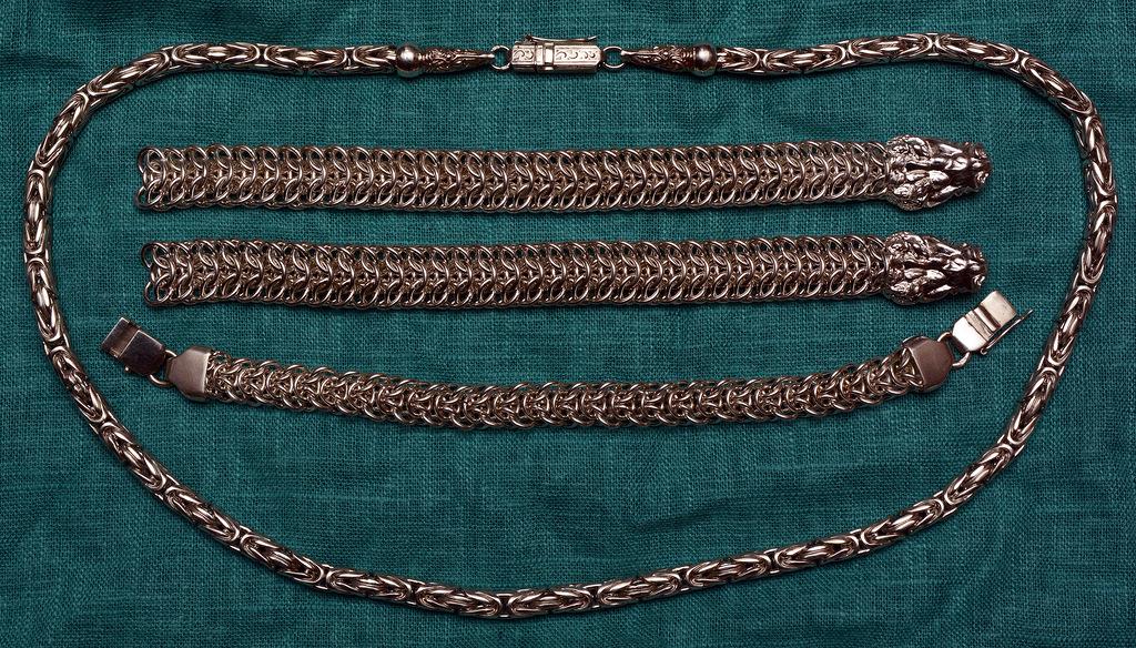 плетение анаконда цепочка фото книги можно