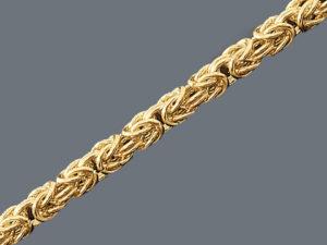 Особенности и характеристики плетения Лисий хвост