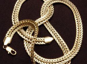 Особенности плетения украшений «Кайзер»