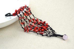 Особенности узелкового плетения украшений
