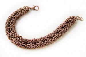 Особенности византийского плетения украшений