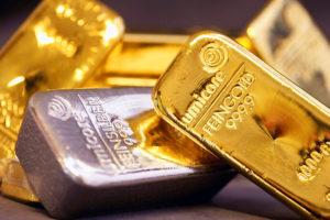 Золото или серебро будет тяжелее