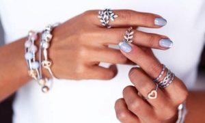 Можно ли серебро носить вместе с золотом одновременно